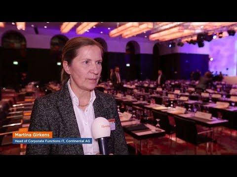 Interview mit Martina Girkens (Continental AG) - Strategisches IT-Management 2018