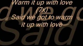 Brandy- Warm It Up (With Love) w/lyrics