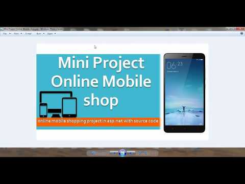 Online Mobile shopping | complete project with source code | Part 3