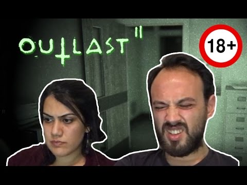 Outlast 2 Bölüm 5: OKULA GİTMEK İSTEMİYORUM! +18 Türkçe
