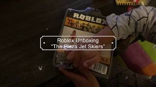 Roblox Toys Unboxing bought from EB Games