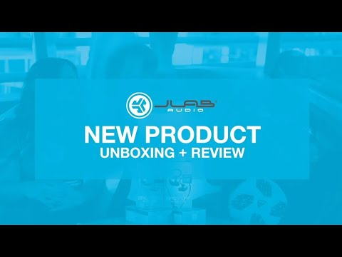 🎧JLAB Studio New Product Unboxing+Review