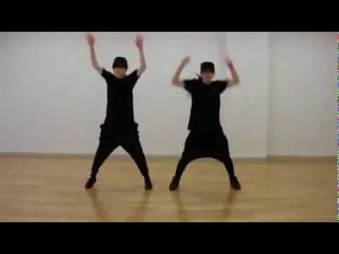 EXO- RUN and GUN Teaser 7 SE HUN and KAI dance cover by Toxing [Slowed]