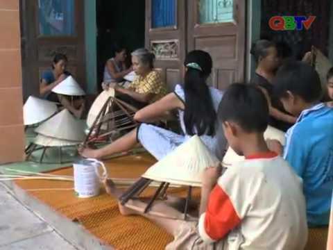 Làng nghề Quảng Bình: Nón lá Quy Hậu  - Sản vật kết tinh nét văn hoá làng