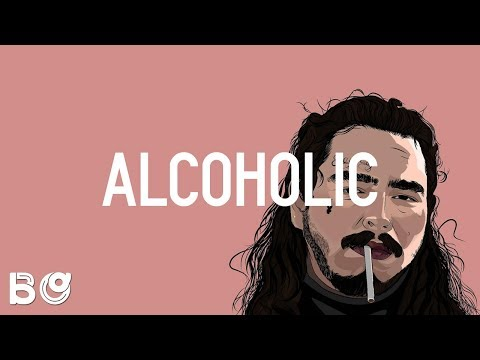 🥃 Post Malone x Juice Wrld Type Beat - ALCOHOLIC   Prod. B.O Beatz x Lemi