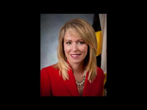 MD DLLR Secretary Kelly Schulz talks about apprenticeship and training in Maryland