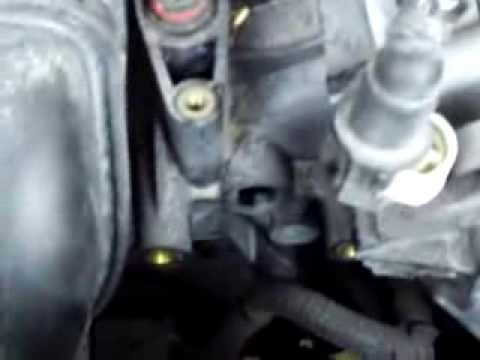 2010 Ford Fusion EVP Code P144A YouTube