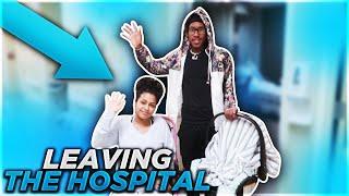 LEAVING THE HOSPITAL!!