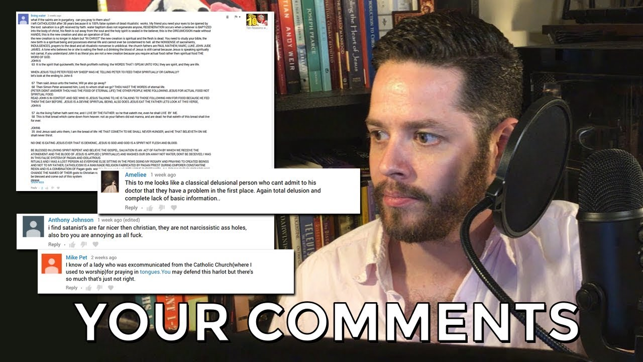 Your comments are mean and inappropriate