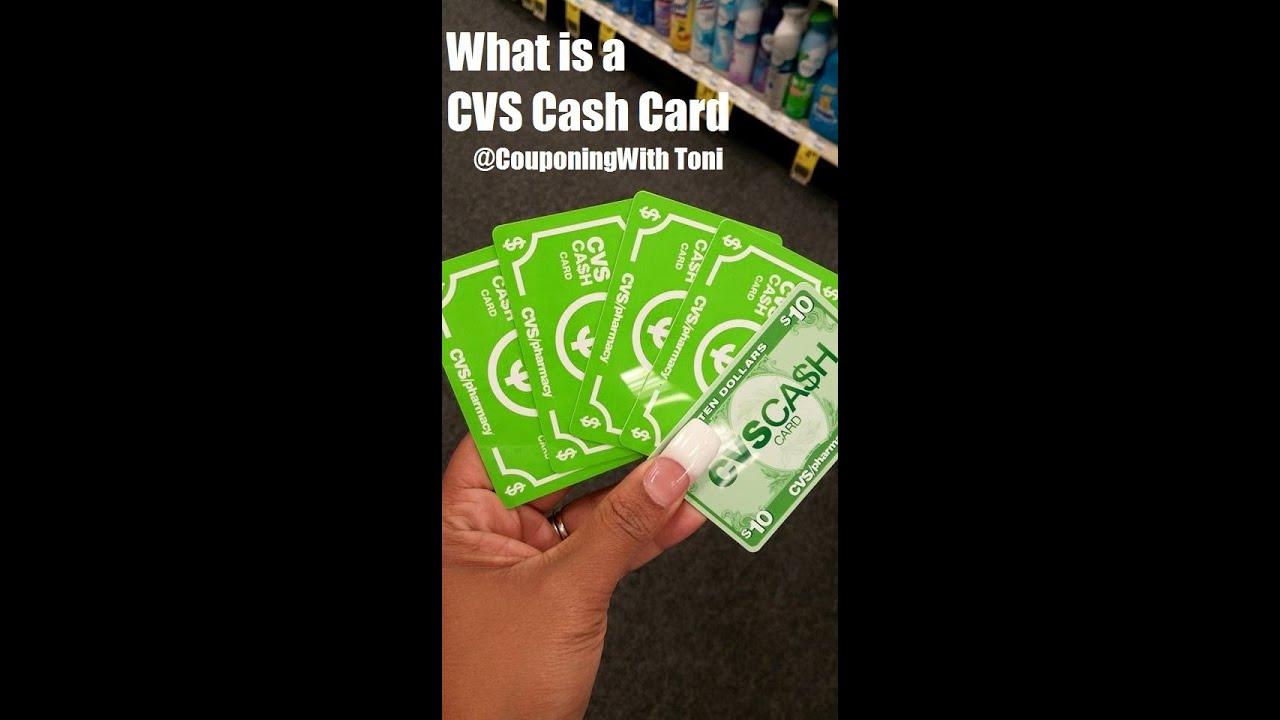 cvs cash