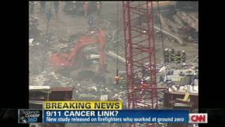 Study links 9/11 dust to cancer