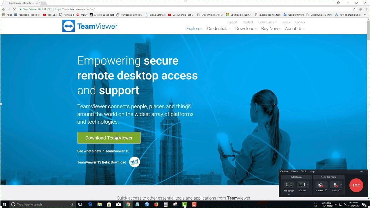 TeamViewer Installation Problem - Fix error rollback framework could not be  initialized