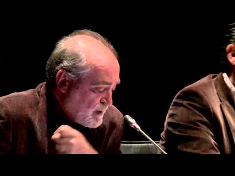 Ponencia de Emili Prado. Catedrático de Comunicación Audiovisual. Universitat Autònoma de Barcelona.