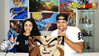 Can Vegeta Survive?! Dragon Ball Super Episode 128 Preview Reaction | Breakdown