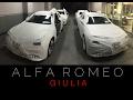 Alfa Romeo Giulia Delivery