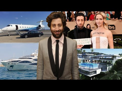 Download Simon Helberg Lifestyle Then and Now - 2021