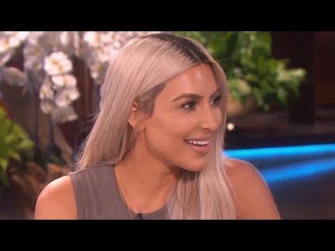 Kim Kardashian ACCIDENTALLY Reveals Gender of Baby No.3 On Ellen