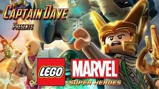LEGO Marvel Super Heroes - Walkthrough Part 3: Times Square Off