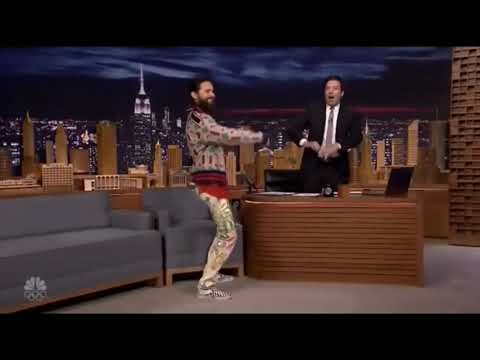 Jared Leto Dance Compilation  Move Your Body