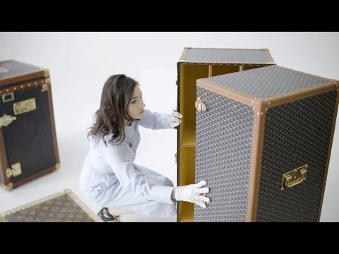 A Short History of Louis Vuitton Travel Trunks | Christie's