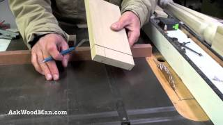 21 Of 23 • Wood Routers: How To Make A Jig To Route A Tapered Fluted Leg
