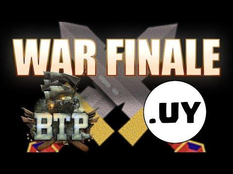 WAR FINALE - BOSTONTEAPARTY VS .UY - CLASH OF CLANS