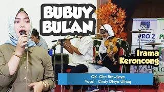 Bubuy Bulan - OK  Gita Brawijaya (Cover Cindy Dhiya Ulhaq) RRI Malang