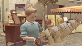 The Adventures of Tintin: The Game Opening Gameplay