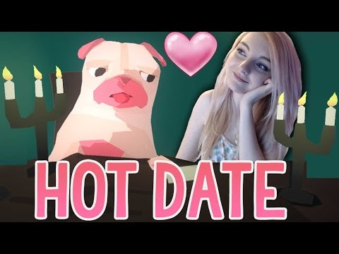 Hot Date with a Pug!