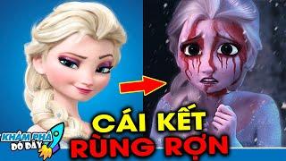 10 Cái Kết CẤM CHIẾU Trong Phim Hoạt Hình Disney Mà Fan Cứng Cũng Không Hề Biết