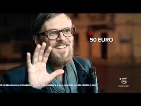 Canzone pubblicità Divani & Divani by Natuzzi spot 2016 - YouTube
