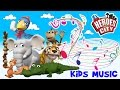 Kids music – The Animals at the Zoo – Heroes of the City