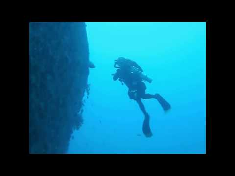 Renegade Wreck dive with PDC 10/8/17