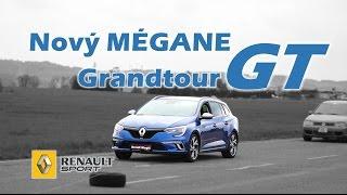 Nový Renault Mégane GT - Stěhovák s duší závodníka 1/2 /Rendl Megič/