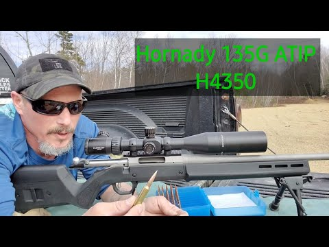 6 5 Creedmoor Hornady 135g ATIP