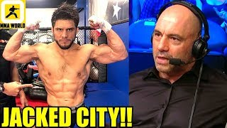 Henry Cejudo might not make weight against TJ Dillashaw-Joe Rogan,Cyborg wants rematch,Cerrone