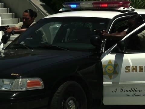 Black Police Recruit Hopes to Change Perceptions