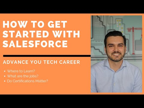 Diogo Tech | How to get started with Salesforce