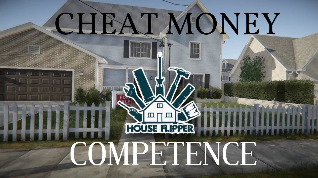 House Flipper Cheat Money And Skills Fr