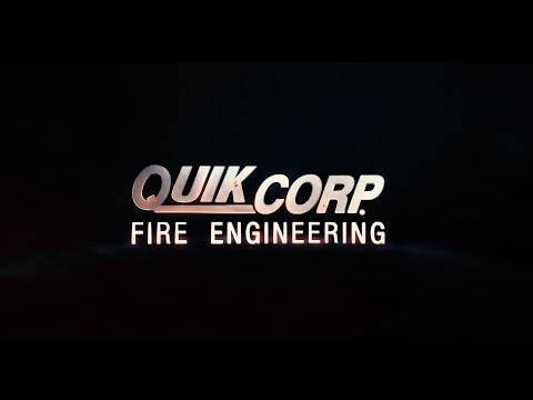 QuikCorp Fire - Mine Spec Firefighting Vehicle