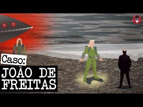 Caso João de Freitas - O Juiz de Direito que voou em um Disco Voador #Especial