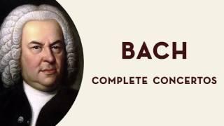 Bach - Concerto pour clavecin in D Minor, BWV 1052: I. Allegro