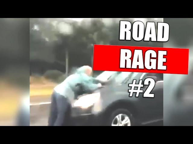 Ultimate Road Rage Compilation #2