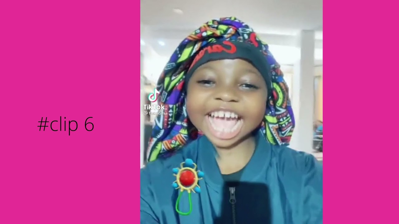 Download TikTok Funny clips of Taaooma's new character(teni)