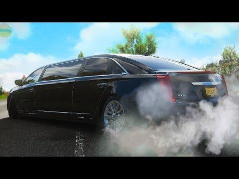 DRIFTEN MET EEN LIMOUSINE! - Forza Horizon 4 (Nederlands) thumbnail