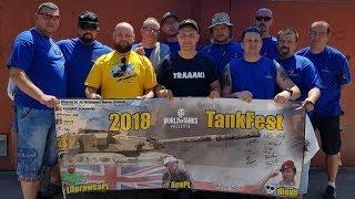 Tankfest 2018 - STREAM z nagrodami :)