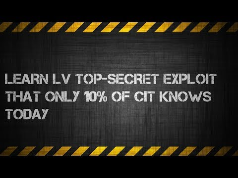 [MTA:CIT2]How to exploit