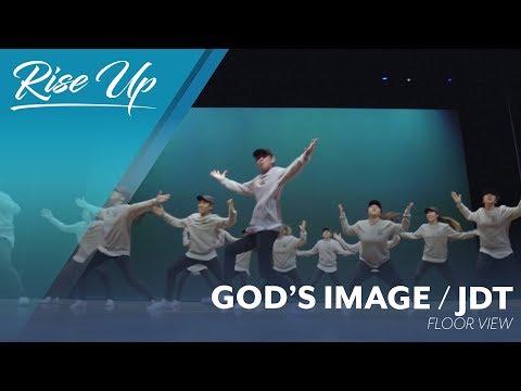 God's Image: JDT (Floor) // RISE UP 2017