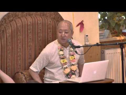Шримад Бхагаватам 4.18.17-18 - Джая Мадхава прабху
