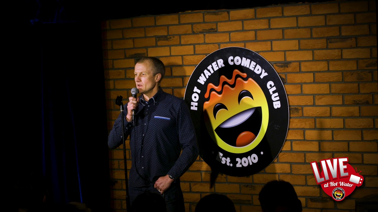 Download Stephen Cookson | LIVE at Hot Water Comedy Club